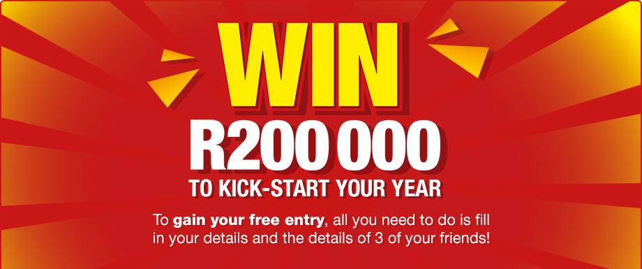Win R200000