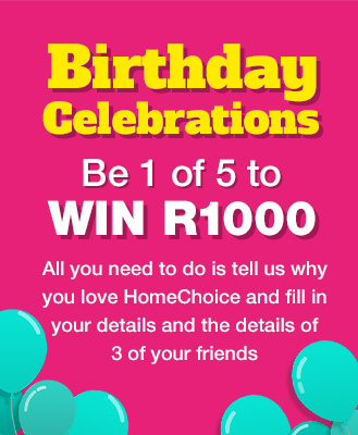 Be 1 of 5 to WIN R1000!