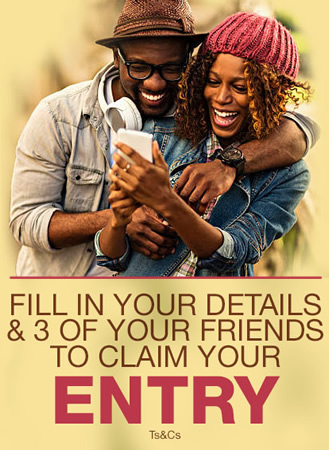 Stand a chance to WIM your share of R10 000 in airtime or data.